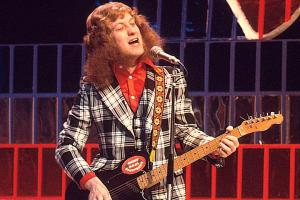 Slade's Noddy Holder - I was never a fan really