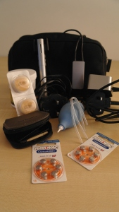 holiday hearing aid kit